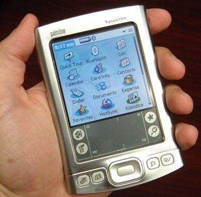 Palm One Tungsten E2 - Computador De Bolso Portátil - Barato