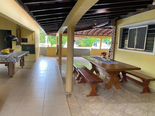Chácara Com 4 Dormitórios À Venda, 4870 M² Por R$ 1.300.000 - Jardim São Paulo - Boituva/sp - Ch0054