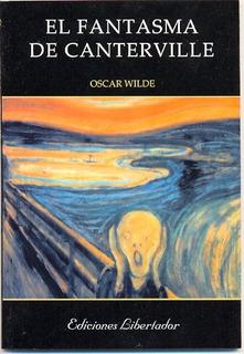 El Fantasma De Canterville De Oscar Wilde Nuevo
