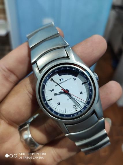 Relógio Bmw F1 Automático Gmt