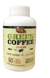 Café Verde Greem Coffe 90+30 Cápsulas