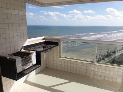 Am02 Apartamento 2 Dormitórios Alto Padrão Frente Mar