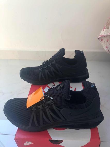 Tênis Nike Shox Gravity.jão-mix