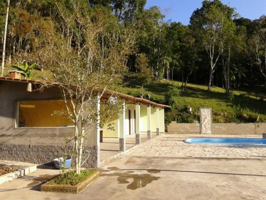 Venda Sitio Com Lago E Piscina Juquitiba Brasil - 524