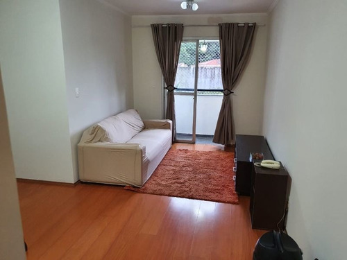 Apartamento Para Alugar Com 3 Dormitórios No Parque Continental. 100m Da Estação Presidente Altino - Ap00676 - 68901112