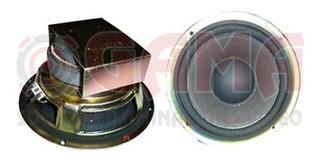 Parlante Minicomponente 6.5 00w. 6 Ohms Yd166176 C/u Ciclos