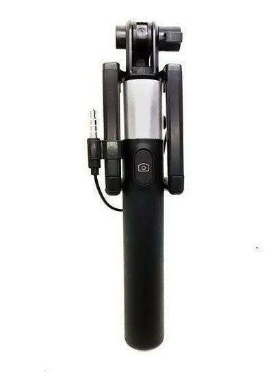 Bastão De Selfie Retrátil C/ Disparador Para Smartphones
