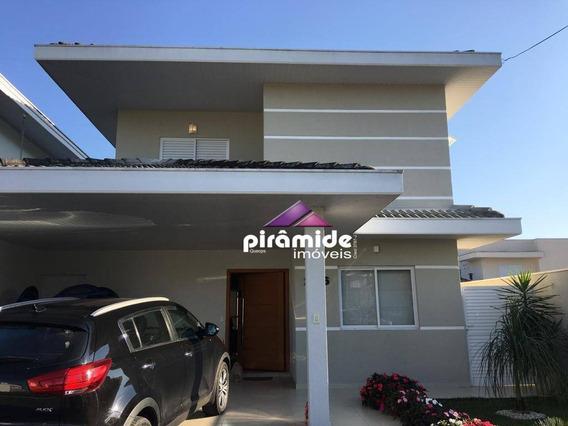 Casa Com 4 Dormitórios À Venda, 231 M² Por R$ 980.000,00 - Urbanova - São José Dos Campos/sp - Ca4782