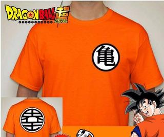 Camiseta Dragon Ball Super