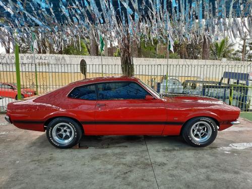 Imagem 1 de 13 de Ford Maverick Gt V8 1977
