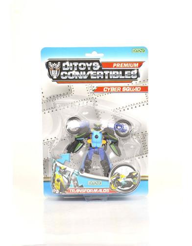 Convertibles Cyber Squad Moto