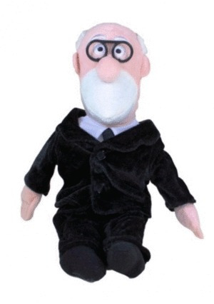Sigmund Freud Little Thinkers: Muñeco