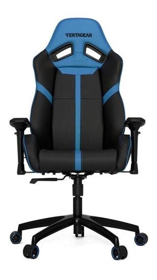 Sillones Gamer Racing Series S-line Sl5000 Ne/azul Vertagear