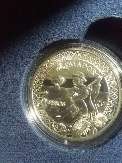 Fabulosos 15 Tango Moneda Plata C Certificado Auténtica