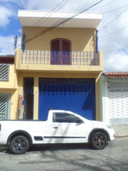 Casa Com 1 Dormitório Para Alugar Por R$ 1.200/mês - Jardim Santo Elias - São Paulo/sp - Ca0870