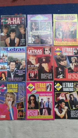 Revistas Bizz E Letras Traduzidas - Anos 80 / 90