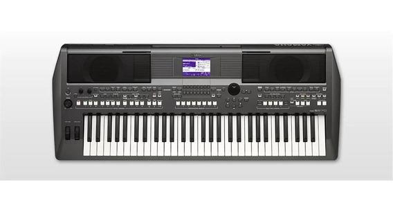 Teclado Yamaha Psr S670 Arranjador Original Workstation Top