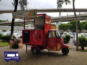 Motocarro Mototruck Food Truck