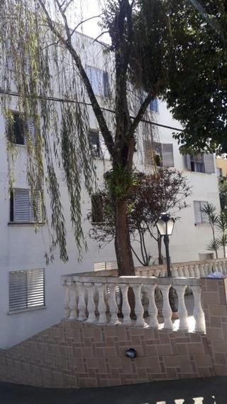 Apartamento Com 2 Dormitórios À Venda, 48 M² Por R$ 170.000,00 - Conjunto Habitacional Jova Rural - São Paulo/sp - Ap19331