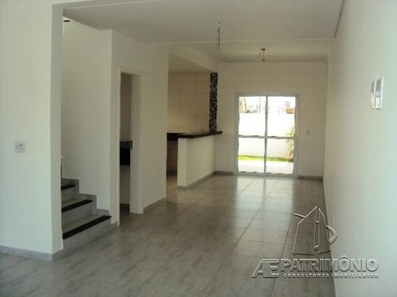 Casa Em Condominio - Fazenda Vila Real De Itu - Ref: 15855 - V-15855