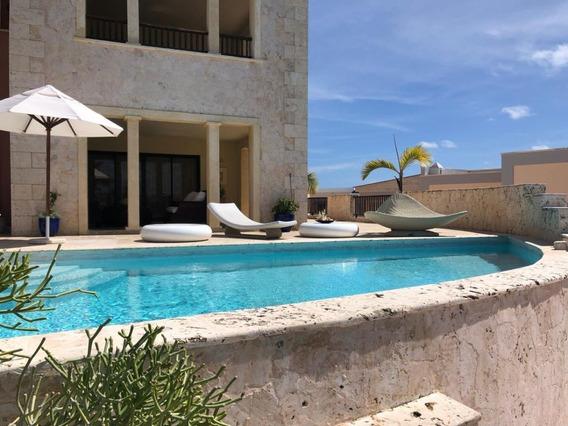 Venta Y Renta De Apartamento Con Piscina Privada En Fishing Lodge, Cap Cana