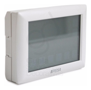 Termostato Ambiente Digital Tactil Programable Peisa (envio)