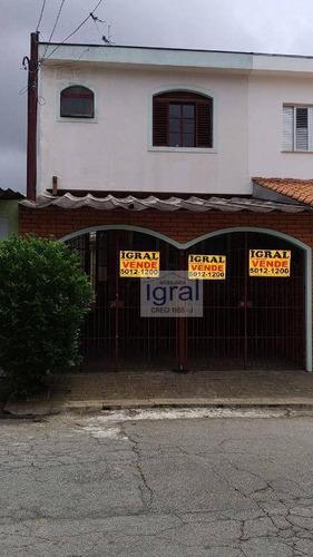Vende Sobrado Cupecê - R$ 660.000,00 - So0271