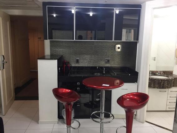 Flat 01 Dormitório Para Locação Na Vila Olimpía!!!! - Fl2440