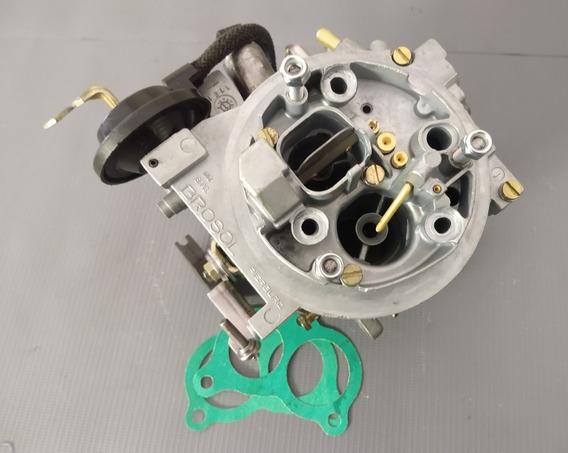 Carburador Gol Quadrado Mecânico 2e Gasolina Motor Ap Brosol