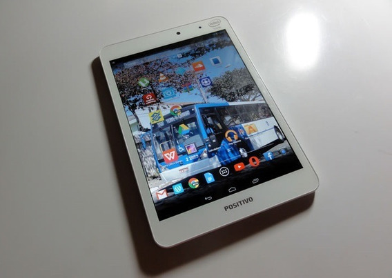 Tablet Positivo Mini Tela 7,85 8gb Wi-fi Quad-core Mostruari