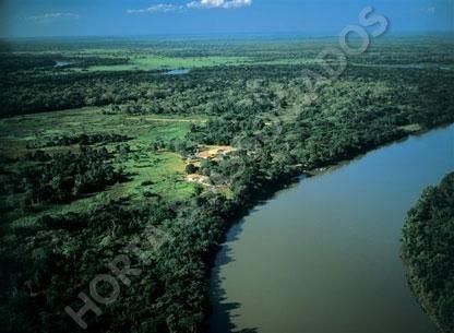 Fazenda Para Venda Em Poconé, Ilha Do Caracará - Fa0008