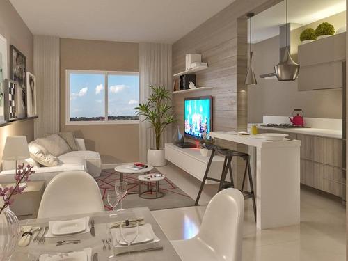 Imagem 1 de 18 de Apartamento Residencial À Venda, Centro, Gravataí. - Ap1091