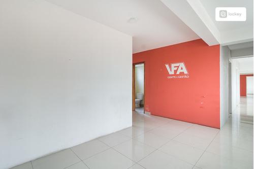 Imagem 1 de 15 de Aluguel De Andar Corrido Com 132m² - 13415