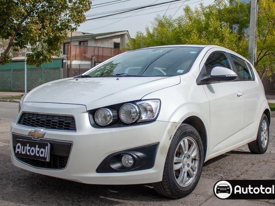 Chevrolet Sonic Lt Hb 1.6 2014