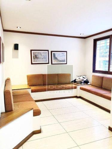 Casa Para Alugar, 140 M² Por R$ 5.000,00/mês - Jardins - São Paulo/sp - Ca0327