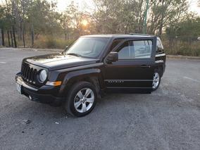 Jeep Patriot 2.4 Latitut 6vel Mt 2014