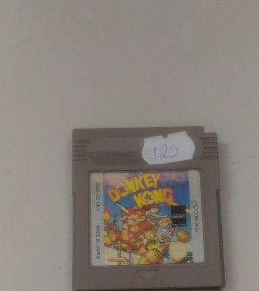 Jogo - Donkey Kong - Gameboy Color