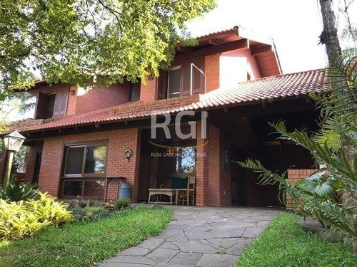 Casa Em Ipanema Com 4 Dormitórios - Vz5348