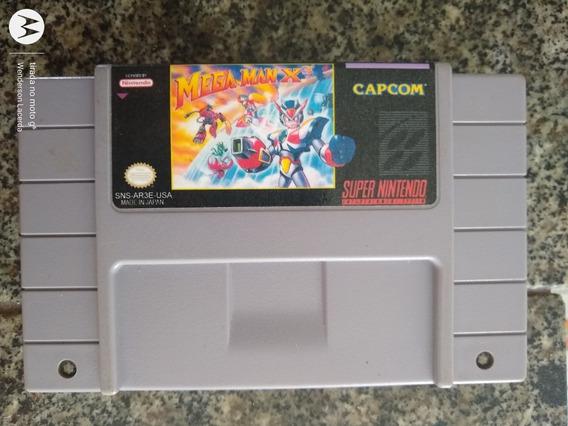 Mega Man X3 Original Americana