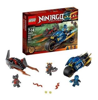 Ninjago Desert Lightning Int 70622 Original Lego