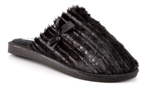 Pantufla Cool Pink - 2092-ramona-negro
