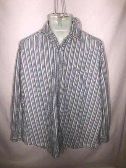 Camisa Hombre U. S. Polo Assn Talla Xl Id R324 Prenda Usada, Aprovecha Promo 3x2