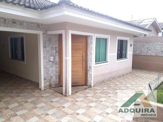 Casa Térrea Com 3 Quartos - 7815-v