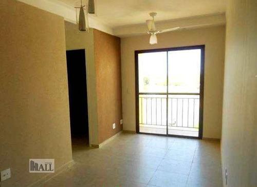 Apartamento Com 2 Dorms, Jardim Bosque Das Vivendas, São José Do Rio Preto - R$ 224 Mil, Cod: 243 - V243