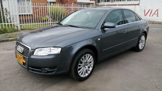 Audi A4 A4 Turbo Secuencial 2007