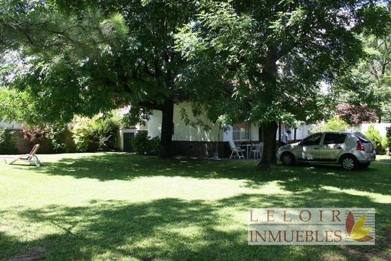 Casa En Alquiler Temporal En Villa Udaondo