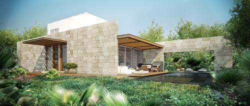 Preventa Casa En Condominio Morgana Playa Del Carmen