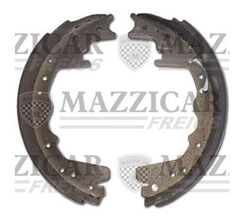 Imagem 1 de 1 de Sapata De Freio Ford F350 Dupla - Marca Mazzicar