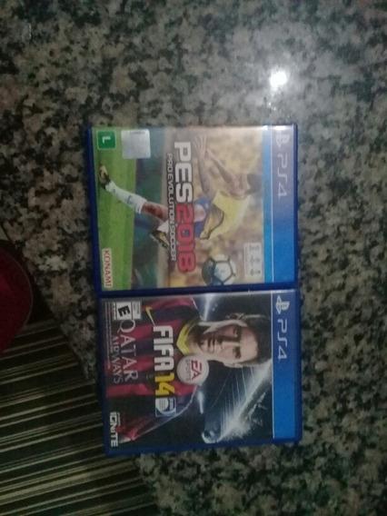 Vende Se Dois Jogos