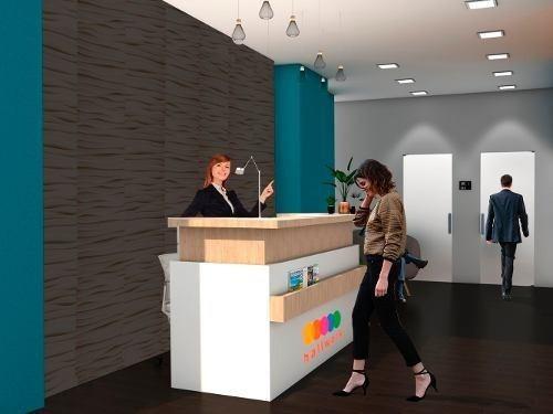 Oficinas Nuevas, Privadas Y Coworking En Tlalnepantla